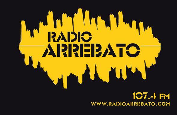 Logo Radio Arrebato
