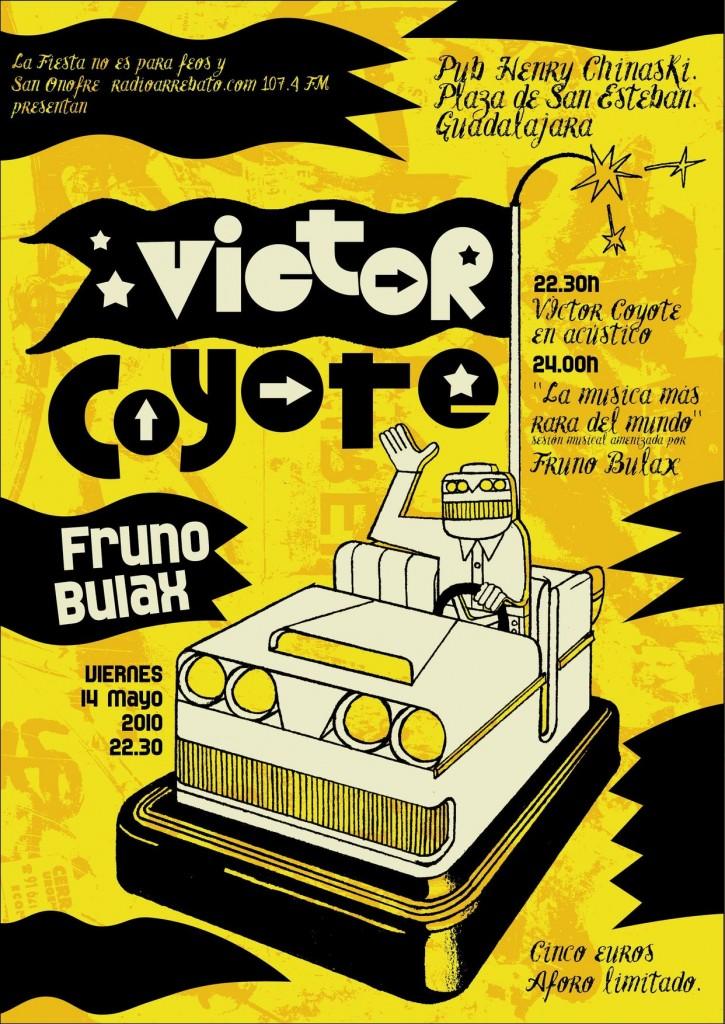 Poster-Coyote-Guadalajara