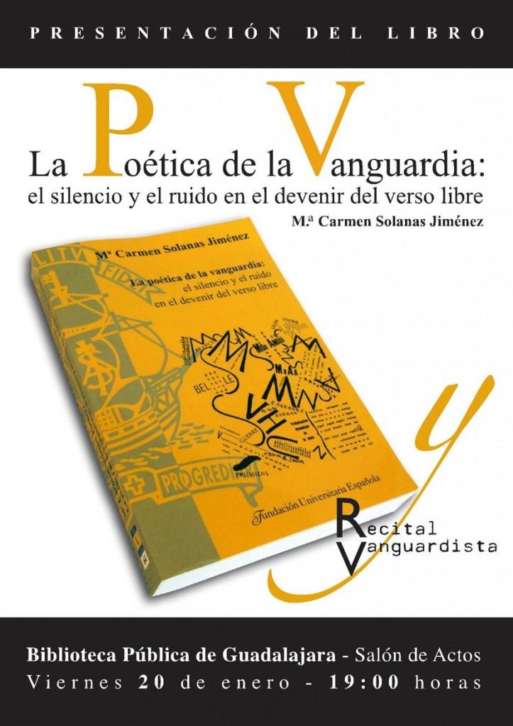 CARTEL Poética de Vanguardia