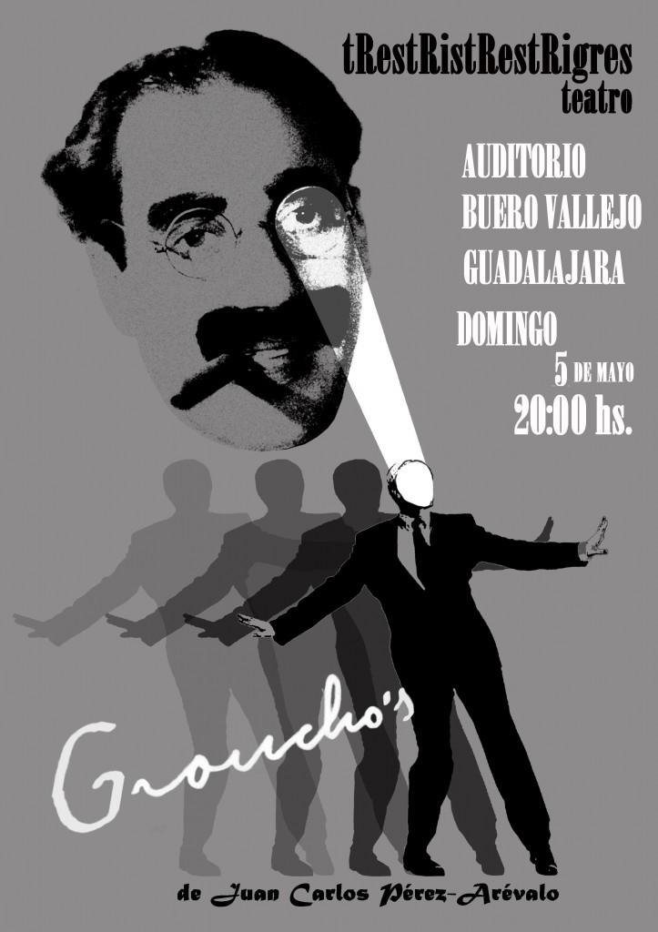 Grouchos - Cartel Buero
