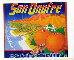 san onofre radioactivity