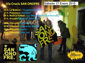 Onofre Via Crucis