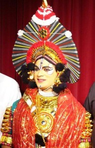 krishna-as-depicted-in-yakshagana-karnataka
