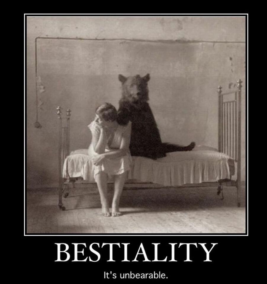 bestiality