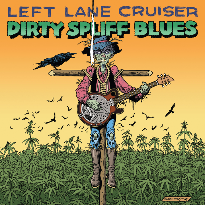 LEFT LANE CRUISER