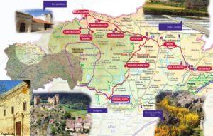 mapa sierra guada detallado ot cogolludo