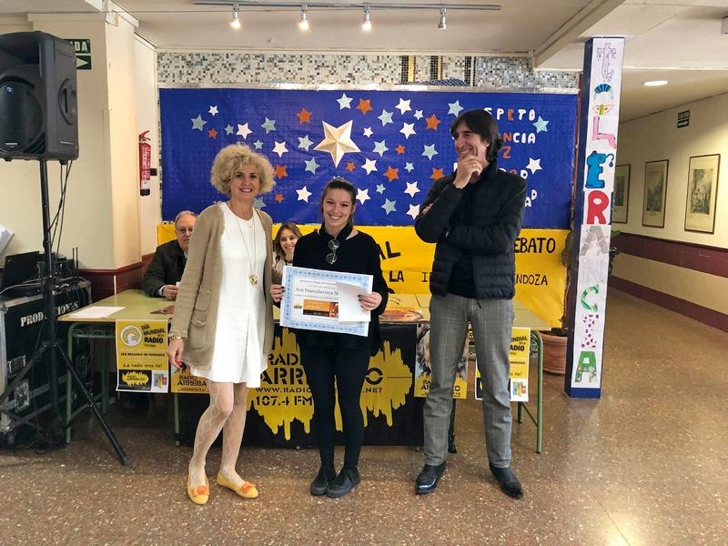 """II Concurso de Poesía Joven """"Fernando Borlán"""""""